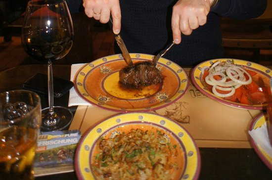 El Chango: Стейк-филе