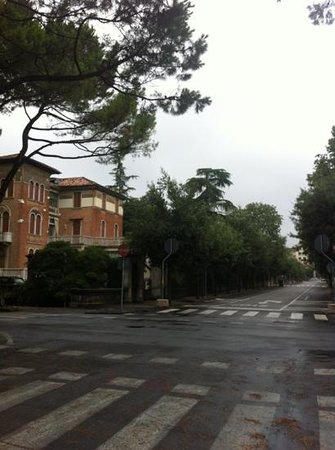 Il quartiere Citta' Giardino