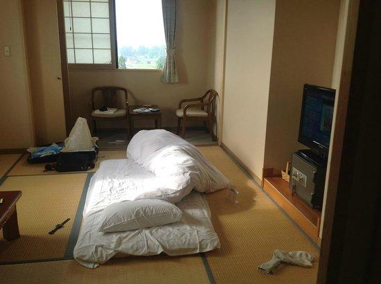 Hakuba Berg Land: 和室の客室
