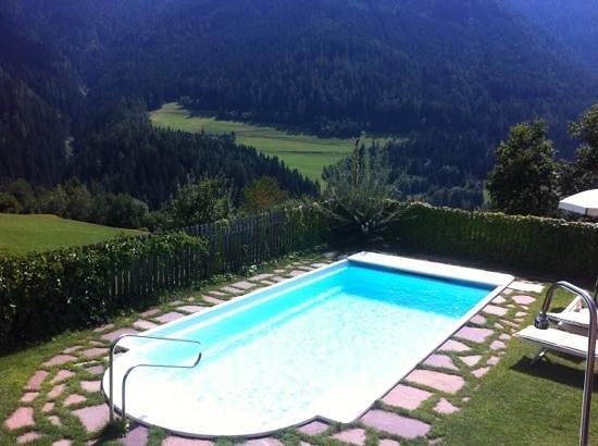 Hotel Vajolet : piscina