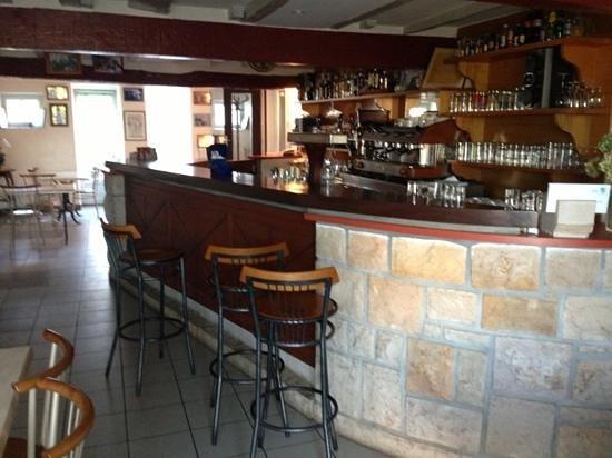 Hotel Achafla Baita : le bar