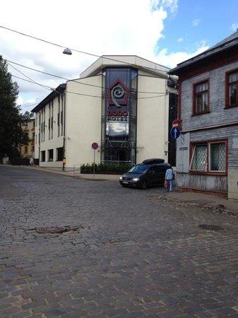 Dodo Hotel: hotel