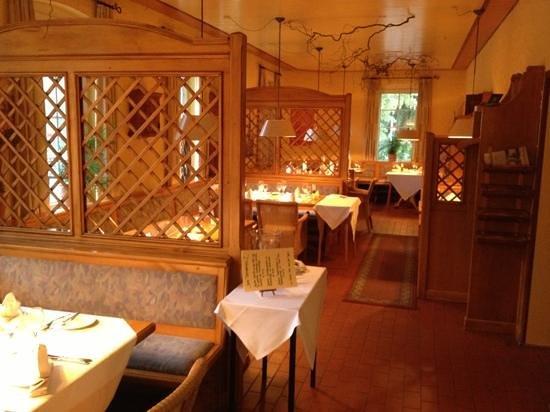 Landgasthof Im Schönsten Wiesengrund: breakfast room