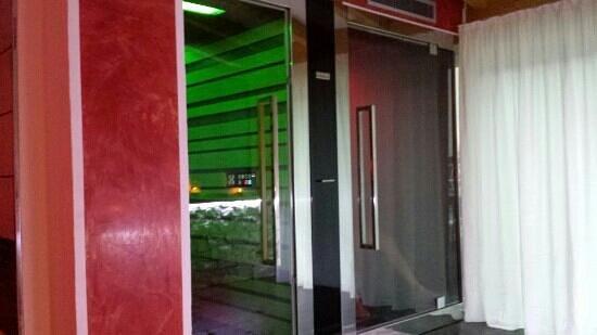 Albergo Alla Torre: sauna e bagnoturco