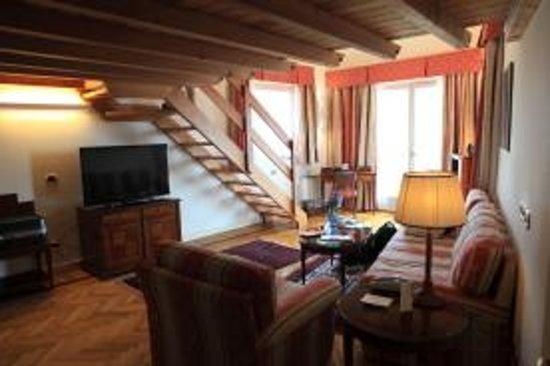 Hotel Belvedere Bellagio: HB Suite