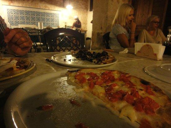 La Muraglia: Pizza