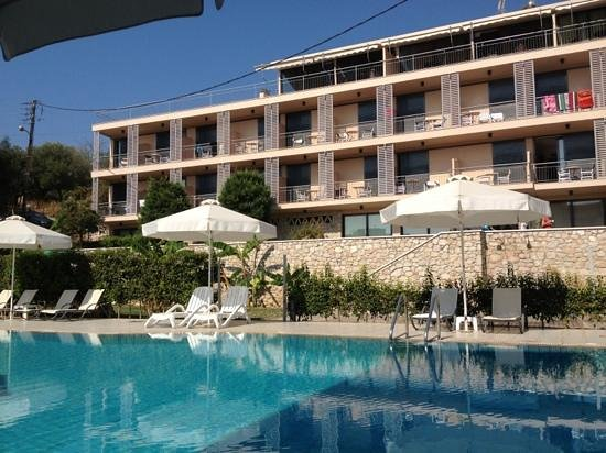 Apollon Hotel: apollo hotel tolo greece