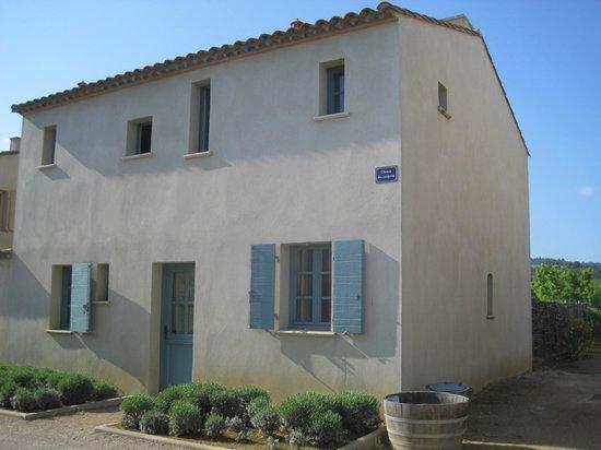 Jardins de Saint-Benoit: Maison Vigneronne