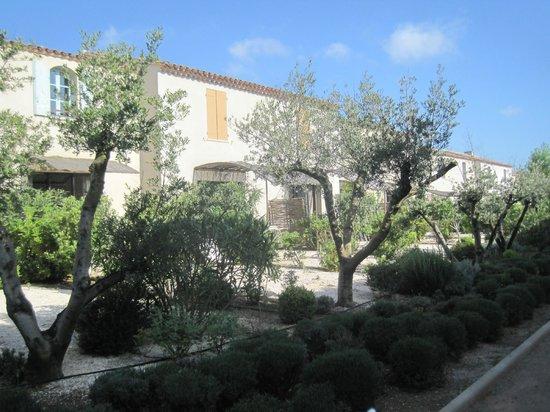 Jardins de Saint-Benoit: Les maisons