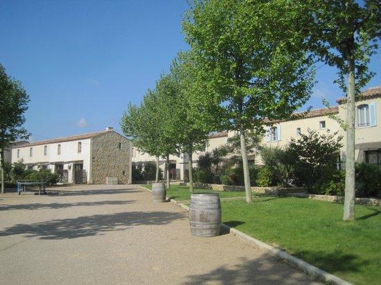 Jardins de Saint-Benoit: Parties communes