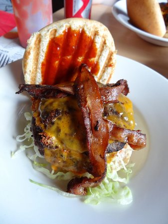 The Holy Grill: Ranch Burger