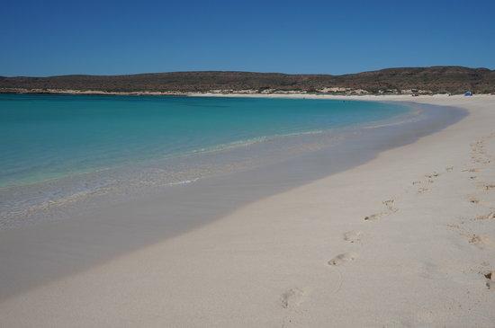 Turquoise Bay: côté calme