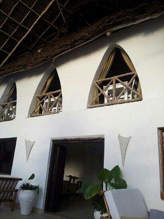 Dhow Inn: restaurant