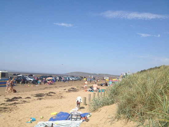 Brean Sands Beach Review