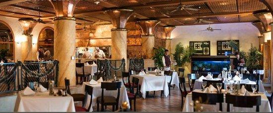 Italiano restaurant at Concorde El Salam Hotel Cairo