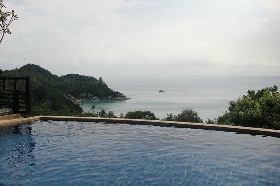 Chintakiri Resort: View from pool