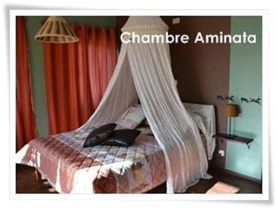 Chambre AMINATA - Picture of La Villa Bois Rose, Petit Raffray ...