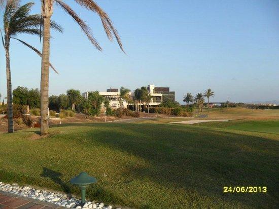 Roda Golf & Beach Resort: Clubhouse