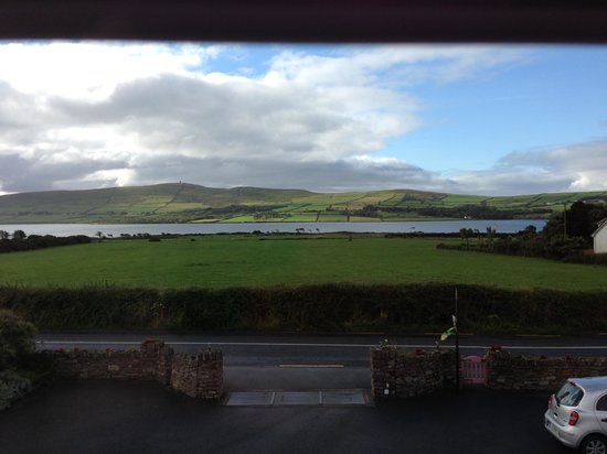 Brownes Bed & Breakfast Dingle: The views!
