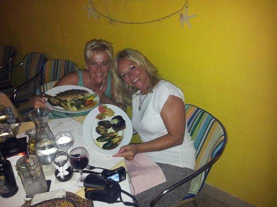 Mendula Restaurant: Amazing food