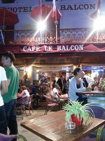 Hotel Le Balcon : Hôtel Restaurant Le Balcon - Capbreton