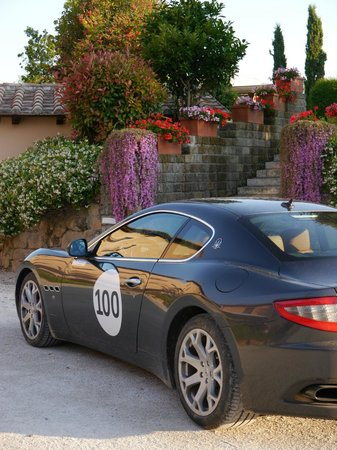 Relais Castrum Boccea : Car Club