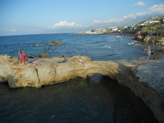 Star Beach Village: La spiaggia di fronte all'hotel