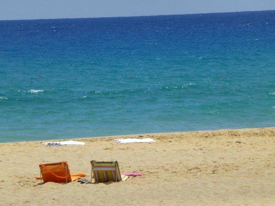 Praia do Porto Santo: Couleur 'caraïbe'