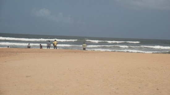 Estrela Do Mar Beach Resort: Calangute Beach