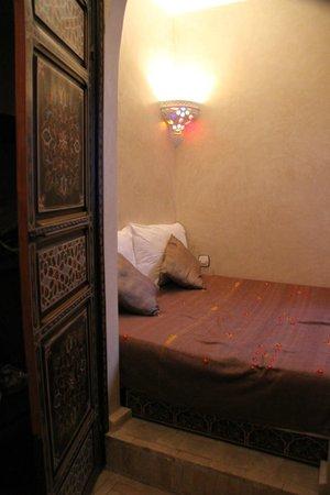 Riad Alena : chambre cosy