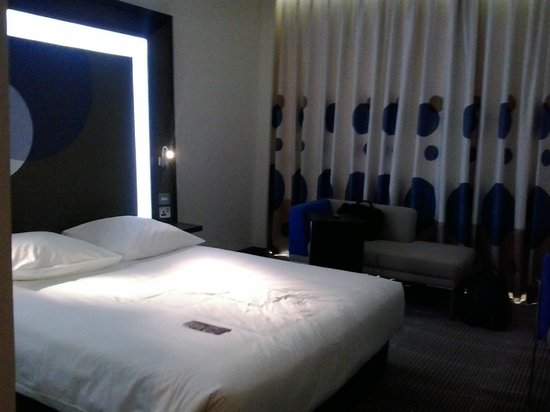 Novotel Abu Dhabi Gate: Very cosy, comfortable & clean