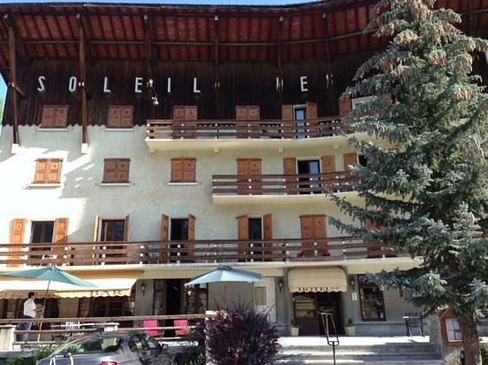 Hotel Soleil Des Neiges