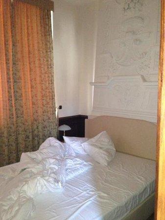 Mercure Hotel Schloss Neustadt-Glewe: Schlafzimmer