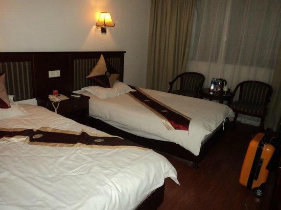 Riverside Hotel: Hab doble