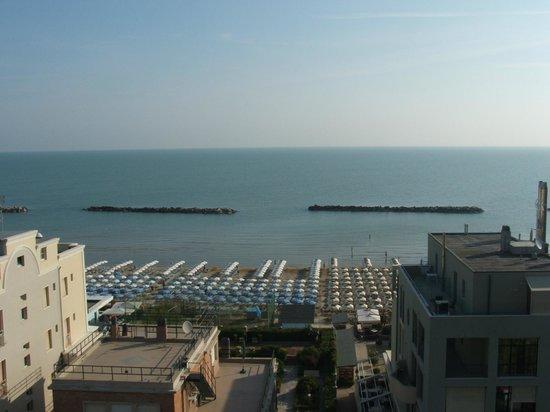 Hotel Plaza: vista dalla terrazza