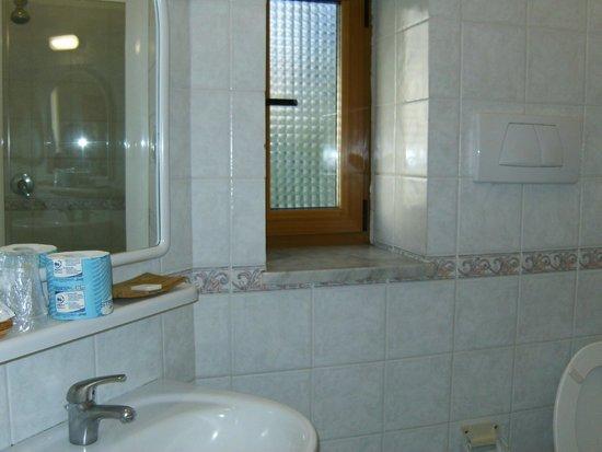 Hotel Angelina: bagno