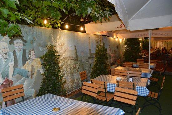 Lukullum : Gartenrestaurant