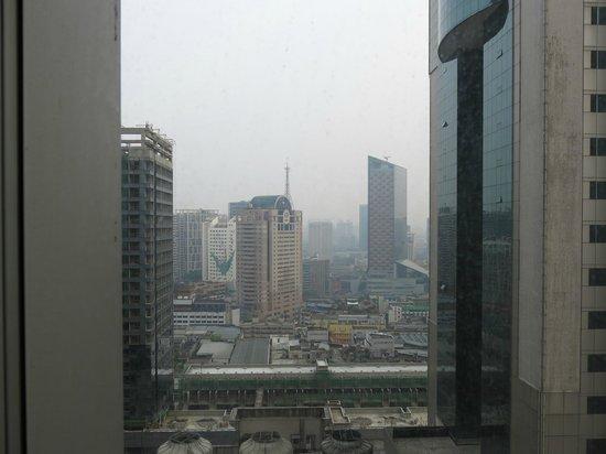 Minyoun Chengdu Dongda Hotel -Member of Preferred Hotels & Resorts : 部屋から見える景色