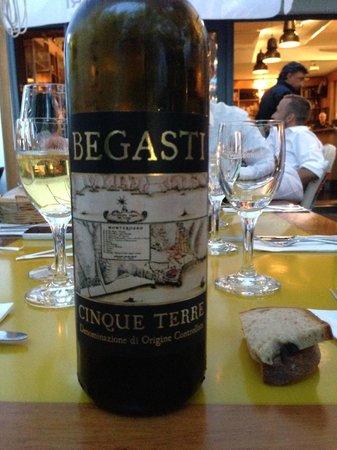 L'Antipasto Nuovo: Vin blanc italien très minéral...un délice