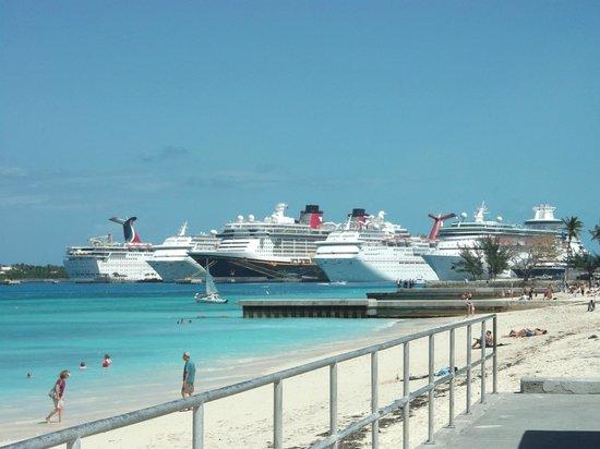 Breezes Resort & Spa Bahamas: Port de Nassau