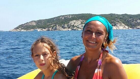 Club Hotel Baia Aranzos : via con il mare
