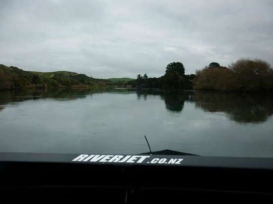 NZ Riverjet Thermal Safari: magnifique