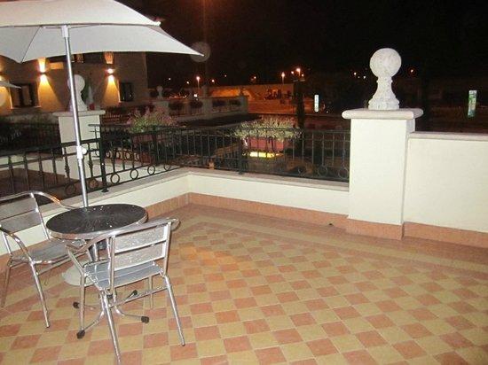 Fashion Hotel : Balconcino della nostra camera