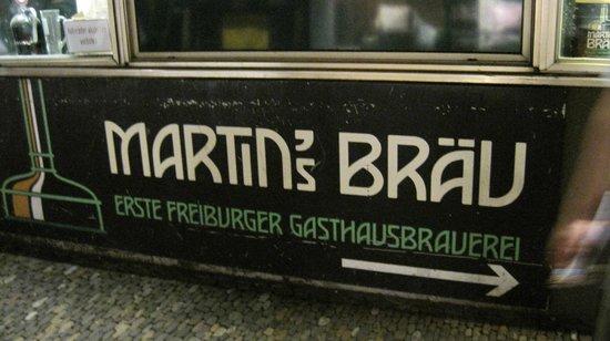Martin's Bräu: ingresso