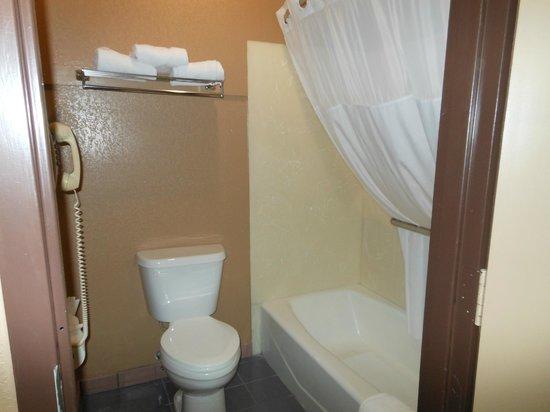Days Inn Bishop: Bathroom