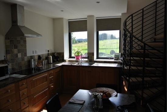 Gask House Farm Cottages: cucina piano terra