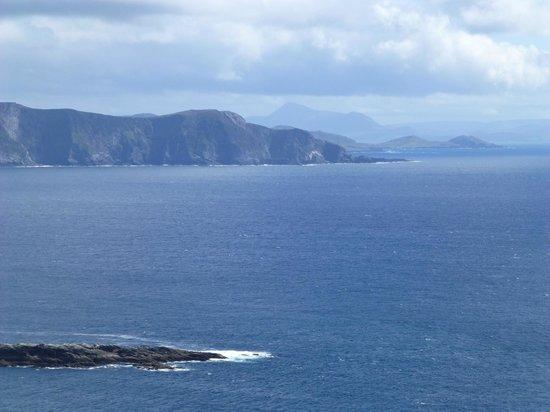 Stella Maris B&B: Achill Island Scenery Atlantic Ocean