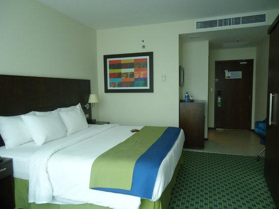Courtyard by Marriott Guayaquil : Habitacion 1 cama King