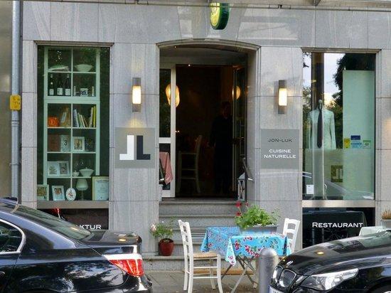 Eingang bild von jon luk cuisine naturelle bremen for Cuisine naturelle