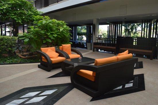 Aonang Villa Resort : Salon